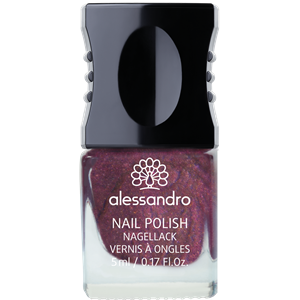 SPACE Nail Polish 401 Stardust