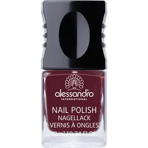 Nail Polish 905 Rouge Noir