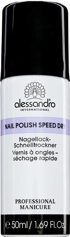 NAIL POLISH SPEED DRY