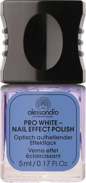 Pro White Nail effect polish MINI*