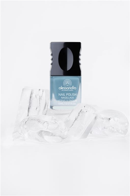 ICED FIRE Nail Polish Snowman's Blessing
