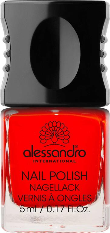 Nail Polish 12 Classic Red