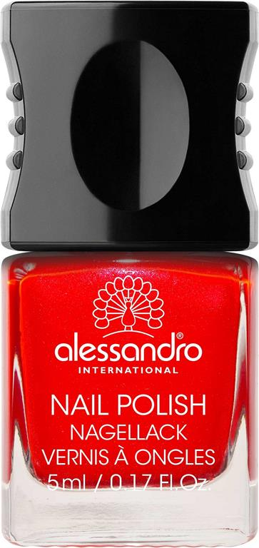 Nail Polish 29 Berry Red