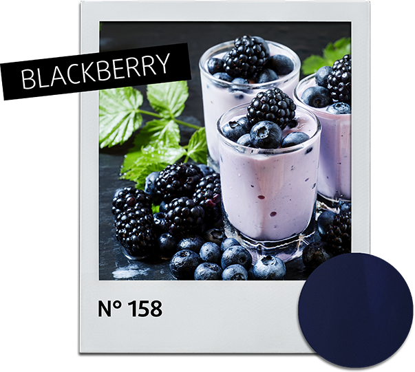Nail Polish 58 Blackberry