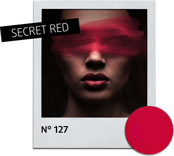Nail polish 27 Secret Red