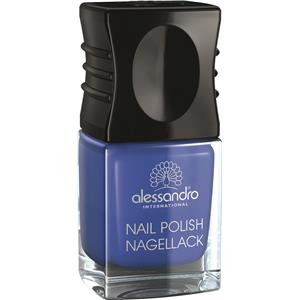 Nail polish 93 Deep Ocean Blue