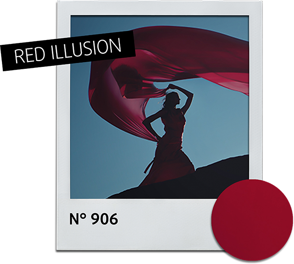 Nail Polish 906 Red Illusion