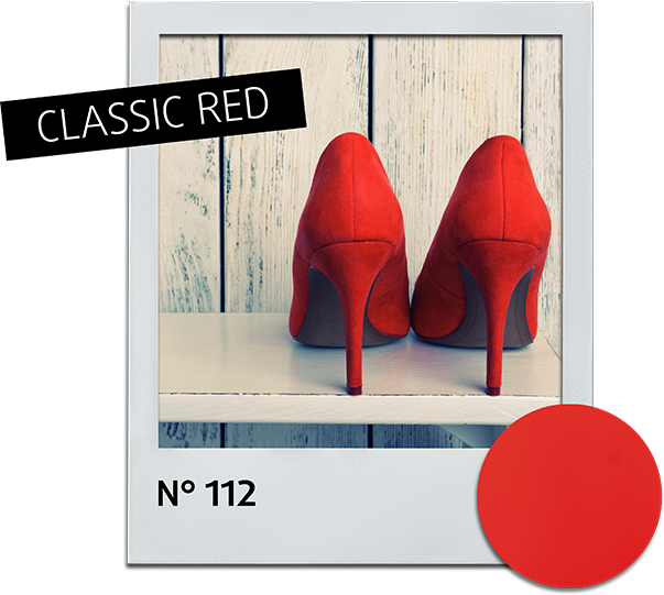 STRIPLAC 12 Classic Red