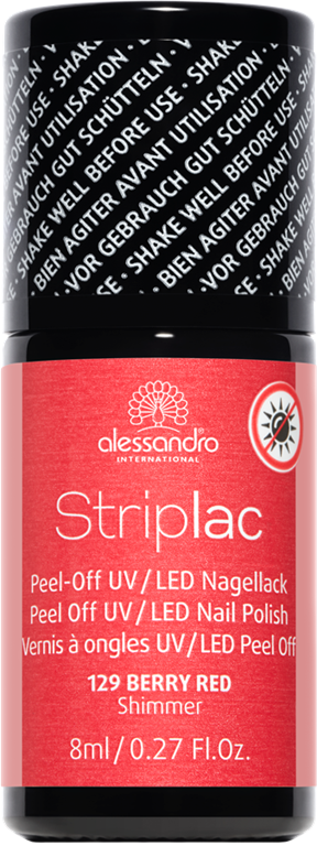 STRIPLAC 29 Berry Red