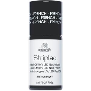 STRIPLAC French Milky