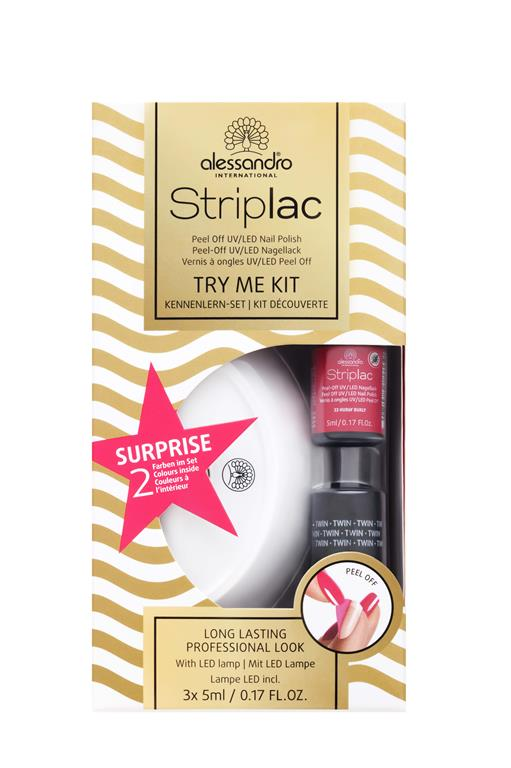 STRIPLAC Try Me KIT