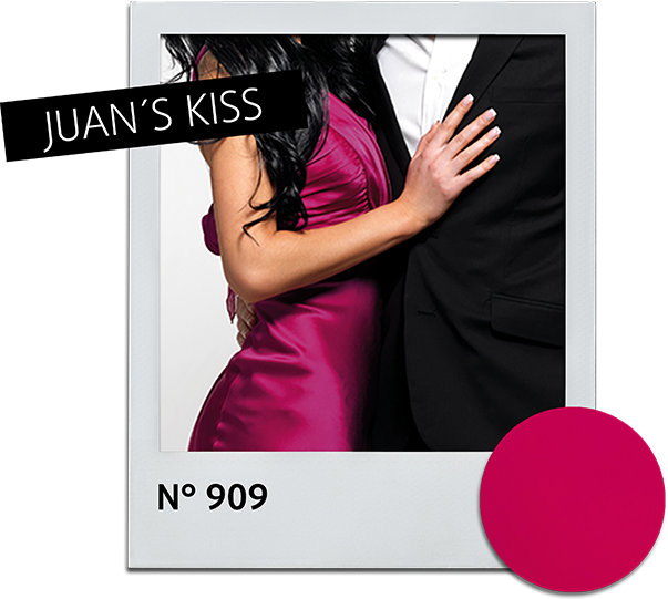 STRIPLAC 909 Juan`s Kiss