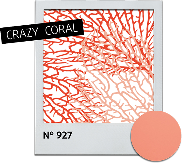 STRIPLAC 927 Crazy Coral