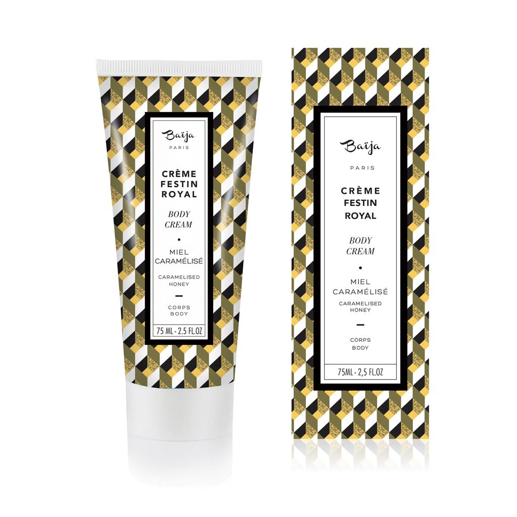 FESTIN ROYAL Body Cream tube