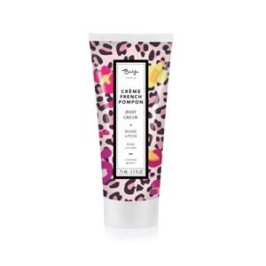 FRENCH POMPON Body Cream tube