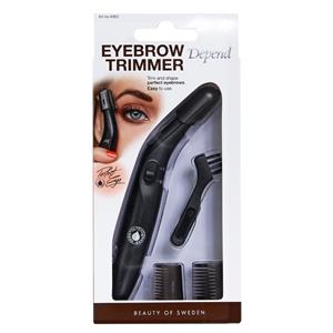 Eyebrow trimmer