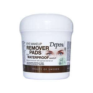 Eye Make-up Remover Pads with oil