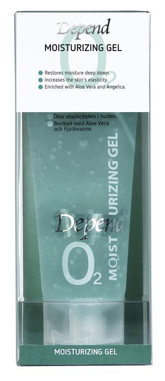 O2 Moisturizing Gel 75ml