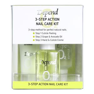 O2 3-step Action