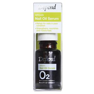 O2 Argan Nail Oil Serum