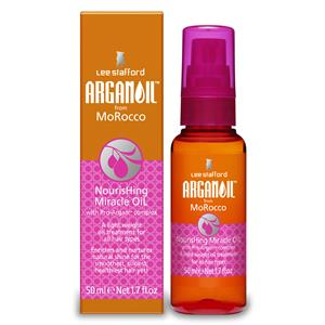 Argan Nourishing Miracle Oil*