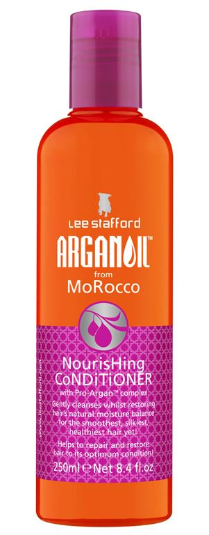 Nourishing Conditioner with Argan Oil*