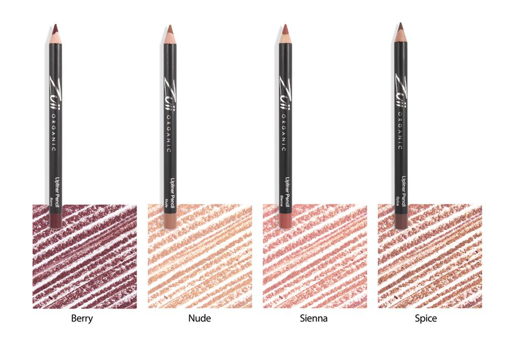 Zuii Lipliner Pencil Berry